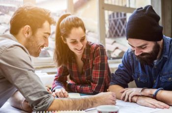 Trabalho em grupo: Como conseguir a colaboração de todos