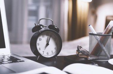 Melhor horário para estudar: descubra em que momento você rende mais