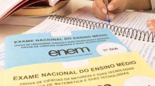 como funciona a nota do Enem?