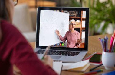 Cursos com Aulas Remotas ao vivo com professores (online) e EAD com aulas gravadas: entenda a diferença!