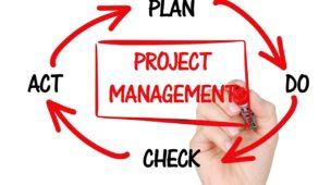 ciclo gestão de projetos
