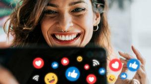 Comportamento nas redes sociais x vida profissional