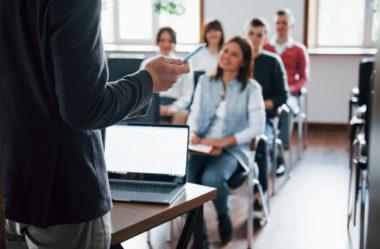 Como apresentar um seminário: confira dicas valiosas!